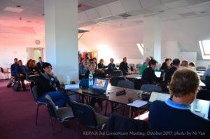 3rd consortium meeting
