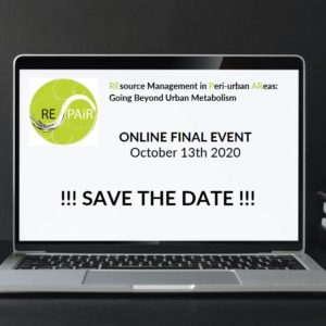 Final event - save the date