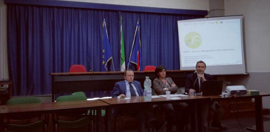 Meeting in Naples