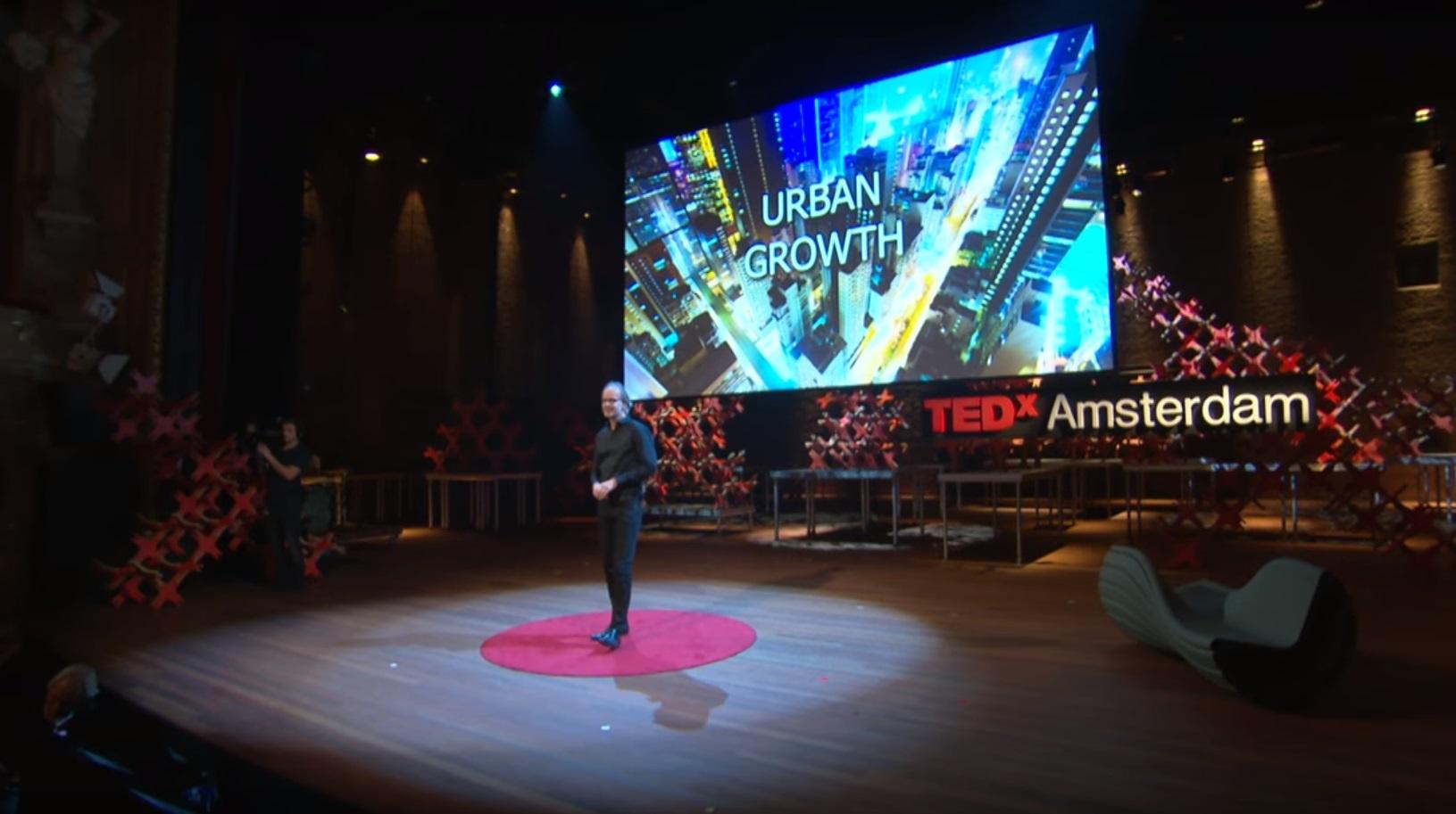 201812 TEDx Amsterdam Future of cities